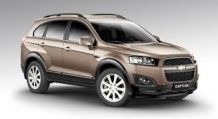 trekhaak chevrolet captiva 2006 tot  2013